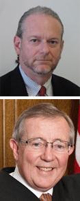Douglas J. Ende_ Judge Richard McDermott